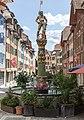 Brunnen in der Rue du marché, La Neuveville.jpg