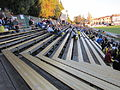 Buck Shaw Stadium east side seating 5.JPG