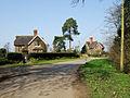 Buckshaw House Estate Cottages - geograph.org.uk - 386202.jpg