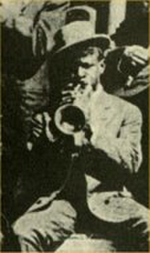 1931 in jazz - Buddie Petit in 1916