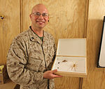 Bug hunter fights own war against insect army 110824-M-HA146-014.jpg