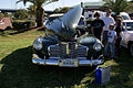 Buick Roadmaster 1941 Phaeton Convertible HeadOn Lake Mirror Cassic 16Oct2010 (14690720908).jpg
