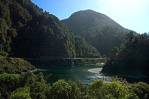 Buller River - The Buller River