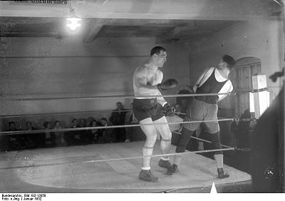 Bundesarchiv Bild 102-13050, Primo Carnera im Ring.jpg