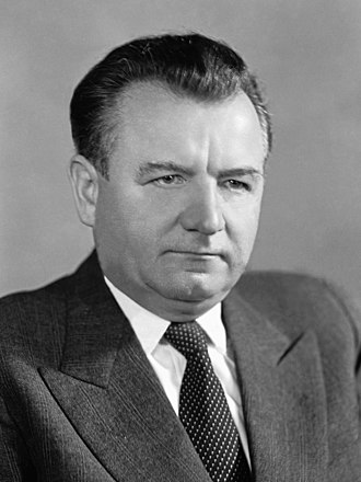 Edvard Beneš - Communist Party leader Klement Gottwald, whose coup ousted Beneš for the second time.