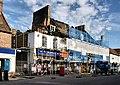 Burned Out Shops, Wimborne - geograph.org.uk - 1439423.jpg