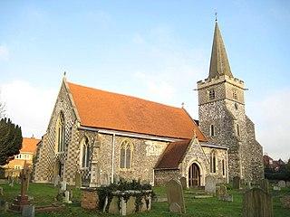 Burnham, Buckinghamshire village and civil parish in Buckinghamshire, England