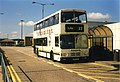 Bus stop, Aberdeen Airport - geograph.org.uk - 350844.jpg