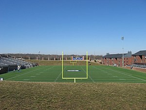 Butler Bulldogs - The Bud and Jackie Sellick Bowl, looking North.