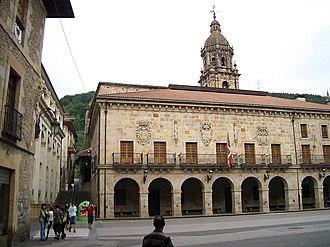 Bergara - Bergara main square