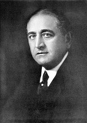 Adolph Ochs - Image: CAB 1918 Ochs Adolph S