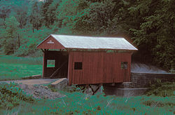 Cerl Wright Covered Bridge