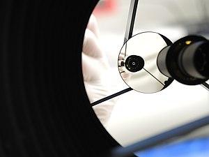 CHEOPS CCD Detector photographed through flight optics.jpg