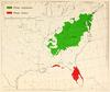 CL-57 Pinus virginiana & Pinus clausa range map.png