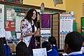 CM Gonzalez visits St Andrews School (27547852245).jpg