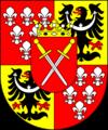 COA cardinal DE Diepenbrock Melchior Ferdinand Joseph.png