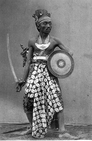 Hamengkubuwono - Guard of the Sultan (ca 1880)