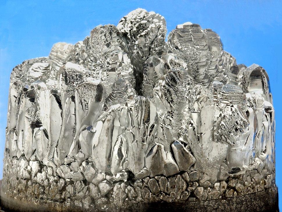 CSIRO ScienceImage 2893 Crystalised magnesium