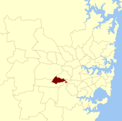 Cabramatta NSW State Electoral District.png