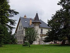Retreat at the chateau