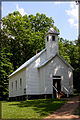 Cades Cove Missionary Baptist Church (2672713466).jpg
