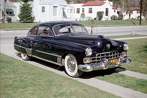 Cadillac high technology engine wikivisually cadillac 1948 cadillac fandeluxe