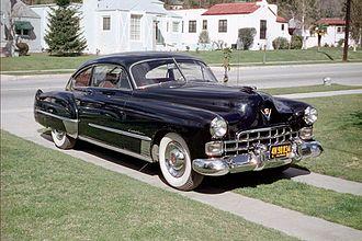Cadillac - 1948 Cadillac