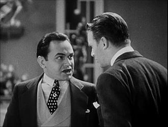 Edward G. Robinson - Robinson in his breakout role, Little Caesar (1931)