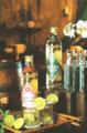Caipirinha and cachaça bottles - Brazil.png