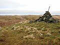 Cairn on Ravens Pike - geograph.org.uk - 644464.jpg