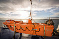 Cairnryan Ferry Lifeboat (12295040845).jpg