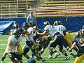 Cal football spring practice 2010-04-17 18.JPG