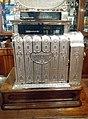 Calculadora mecánica comercios National 01.jpg