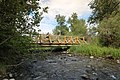 Calgary Some more bridges on my walk round the river banks. (19873092405).jpg