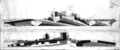 Camouflage Measure 32 Design 11A for USS Saratoga (CV-3) 1944.png