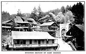 Camp Meeker, California - Camp Meeker, 1907