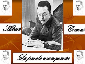 Camus parole