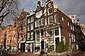 Canal house on Brouwersgracht (Amsterdam, Netherlands 2015) (16399767596).jpg