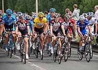 Cancellara Tour de France 2007 Waregem.jpg