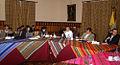 Canciller Patiño y Embajadores ecuatorianos en Asia, África y Oceanía se reúnen con Presidente Rafael Correa (5185250329).jpg