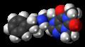 Captagon molecule spacefill.png