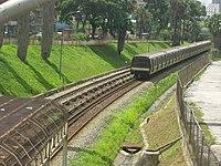 Estación Agua Salud del Metro de Caracas