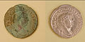 Carausius obverse before and after cleaning.jpg