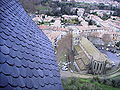 Carcassonne church castle roof.jpg
