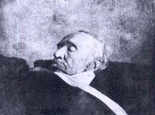Carl Friedrich Gauss on his Deathbed, 1855