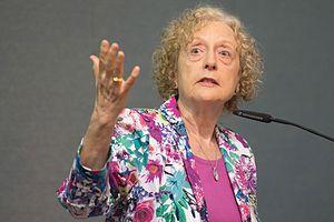 Carole Pateman - Carole Pateman in 2015