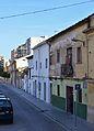 Carrer de l'historiador Chabret, Orriols, València.JPG