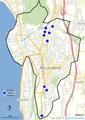 Carte localisation carrefours feux - Aix-les-Bains (2016).png