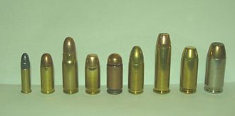 7.62×25mm Tokarev - Image: Cartridges