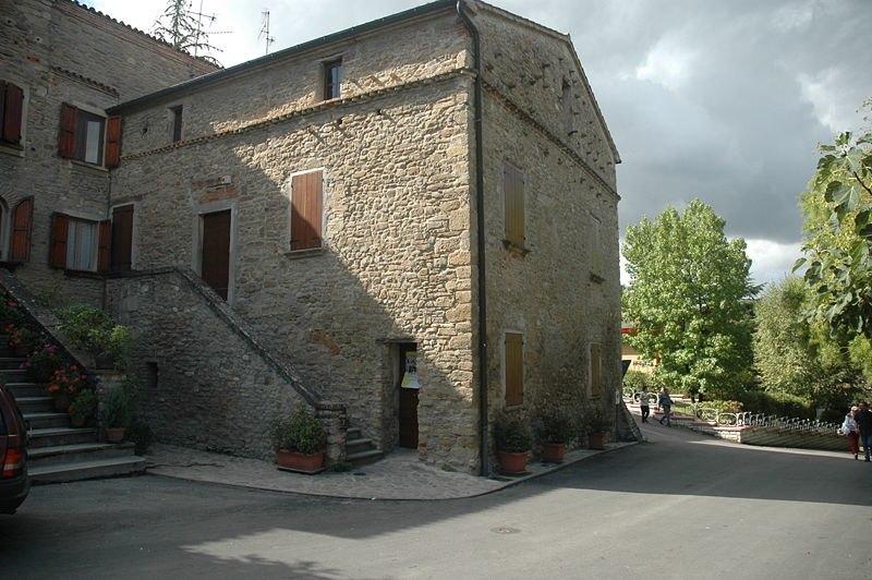 Casa Natale Benito Mussolini